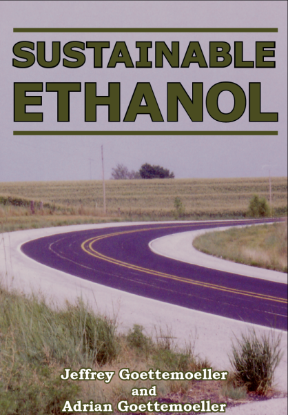 Sustainable Ethanol front cover